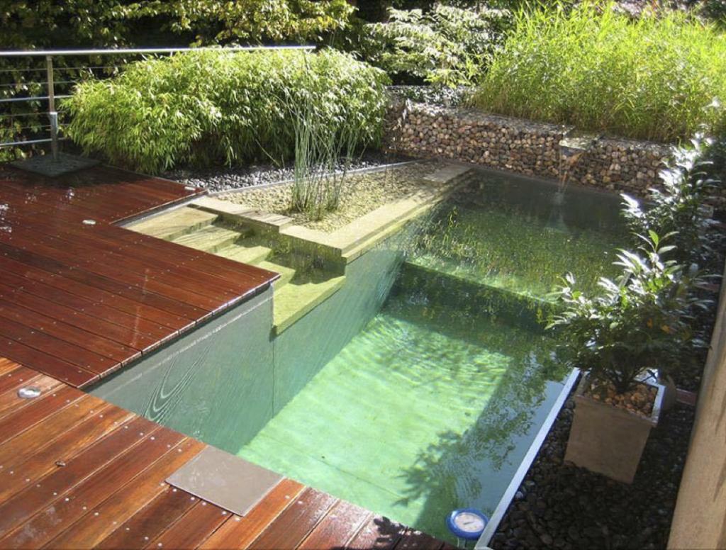 Как сделать отапливаемый пруд