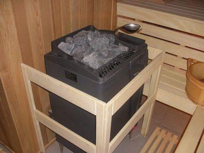 Продажа оборудования для сауны