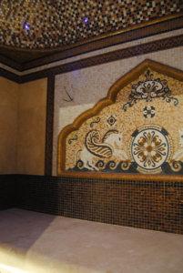 Построенный хамам