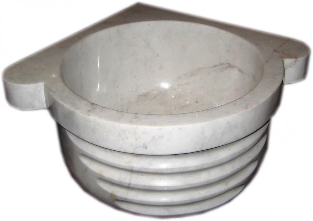 Курна TSL-6 Dark Brown Marble