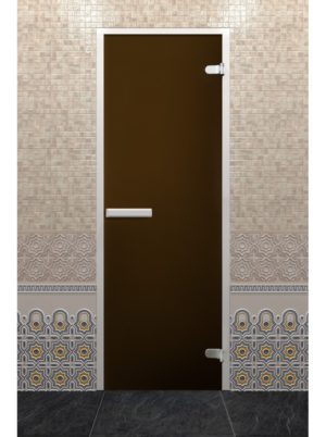 дверь в хамам лайт