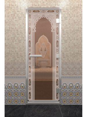 дверь в хамам восточная арка