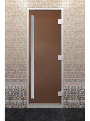 дверь в хамам престиж